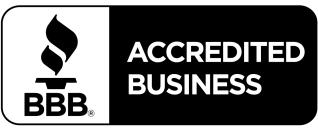 Better Business Bureau Logo - BBB Accredited Business
